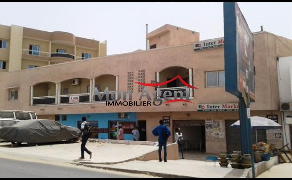 Location d'un bureau à Yoff APIX Dakar