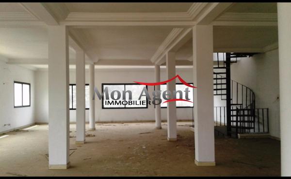 Location d'un bureau à Cambéréne Dakar