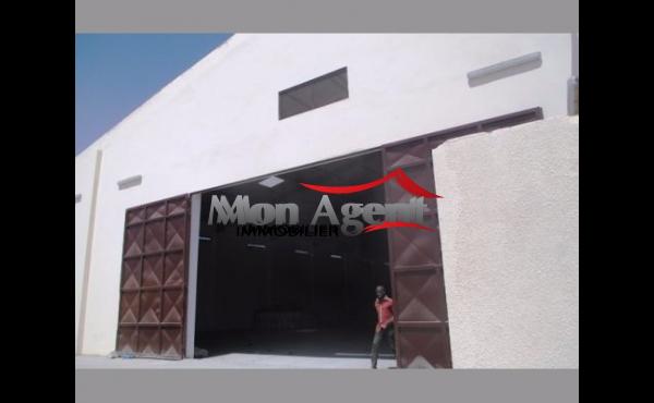Entrepôts a louer a Dakar