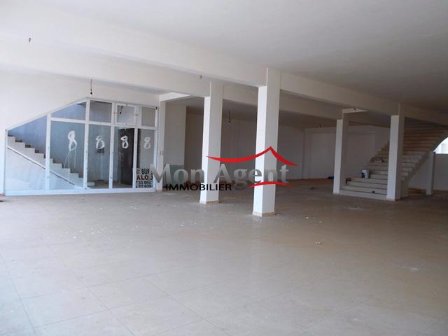 Plateau de bureau louer dakar ouest foire agence for Agence immobiliere dakar