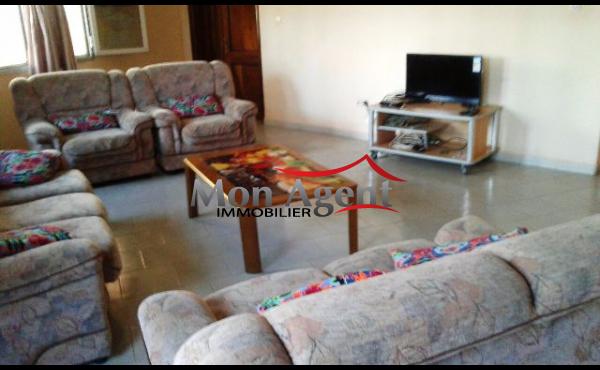 Villa meublée à louer à Yenne Tode Mbour