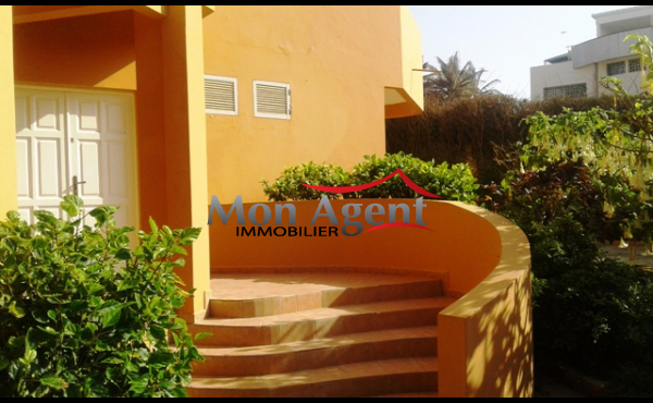 Location d'une villa au Virage à Dakar