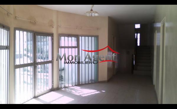 Location d'une villa aux Maristes à Dakar