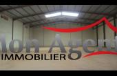 CL033, Hangar de 1 162 m² à louer à Bel Air Dakar