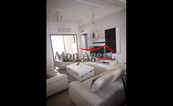 Location d'un appartement meublé aux Almadies Dakar