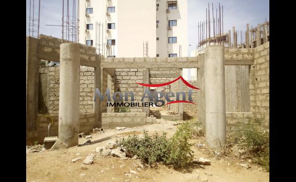 Terrain à vendre à la Cité keur gorgui à Dakar
