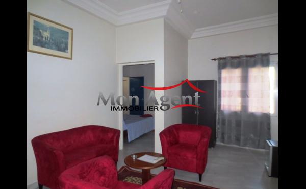 Location appartement meublé Dakar Ouest foire