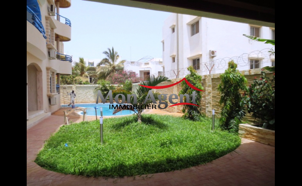 Appartement piscine Dakar Almadies