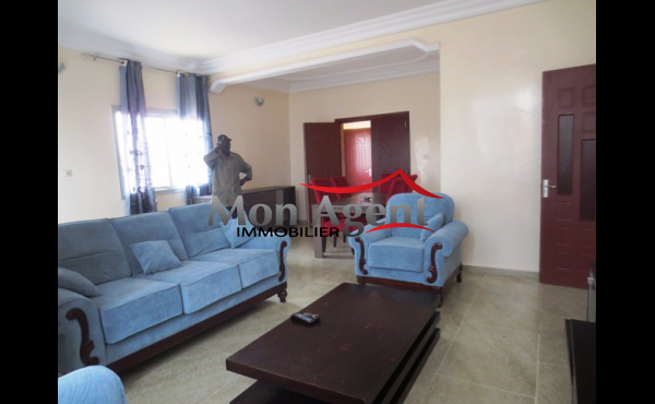 Mon agent immobilier dakar agence immobiliere senegal for Location appartement meuble a dakar