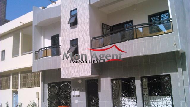 Appartement dakar libert 6 louer agence immobili re for Agence immobiliere dakar