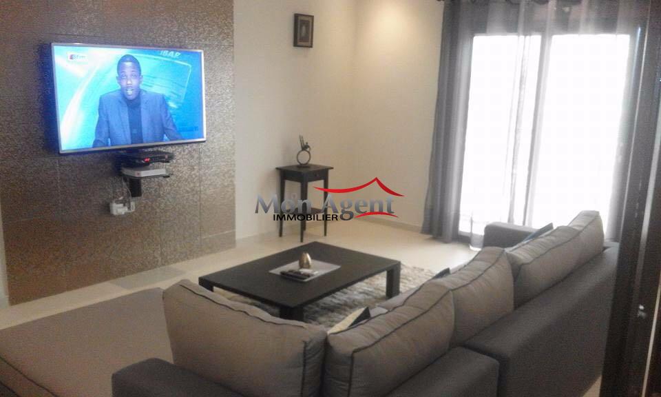 location d 39 un appartement meubl almadies dakar agence immobili re au s n gal. Black Bedroom Furniture Sets. Home Design Ideas