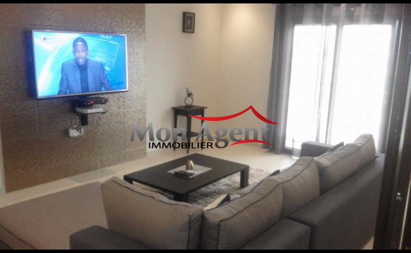 Location d'un appartement meublé Almadies Dakar