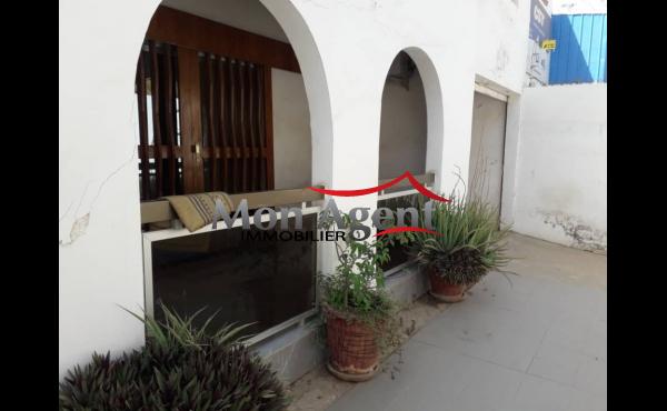 Location d'une maison à Mermoz Dakar