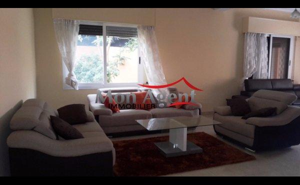 Villa meublée à louer Ngor Dakar
