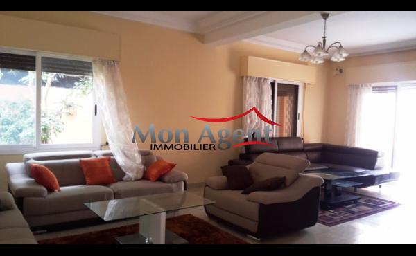 Villa meubl e louer ngor dakar agence immobili re au for Maison a louer par agence immobiliere