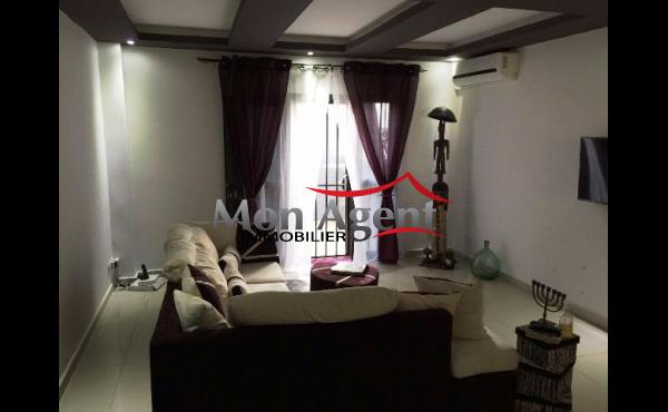 appartement en location ouakam dakar agence immobili re au s n gal. Black Bedroom Furniture Sets. Home Design Ideas