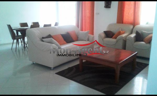 Appartement meublé à louer Mermoz Dakar