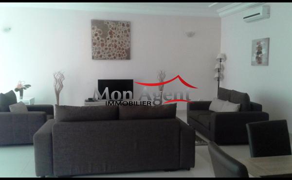 Appartement meublé en location à Ngor à Dakar