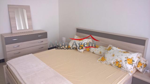 Studio meubl en location dakar plateau agence for Appartement meuble a louer dakar senegal