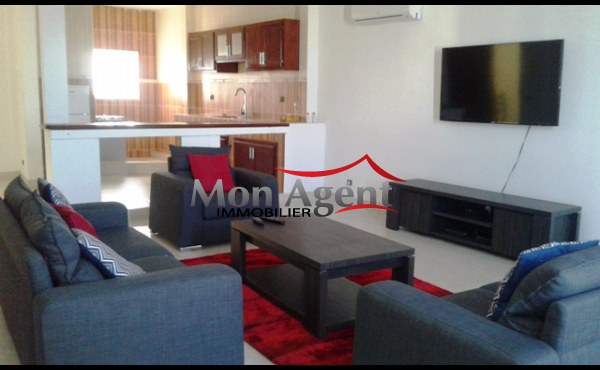 Location d'un appartement meublé aux Almadies à Dakar