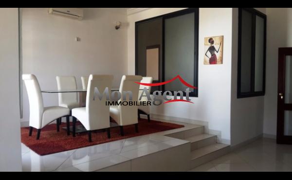 Appartement meublé en location aux Almadies