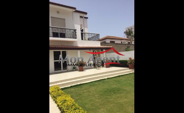 Location villa Almadies Dakar