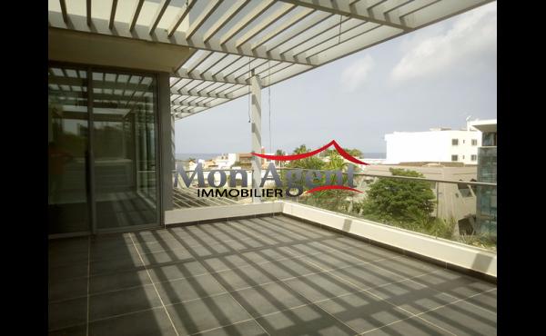 Appartement de lux à louer Fann résidence Dakar