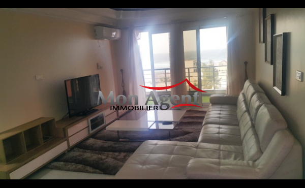 Location appartement meublé à Dakar Virage