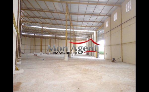 Hangar à louer à Hann Bel air Dakar