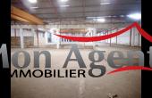HL014, Hangar en location à Zone industrielle à Yarakh Dakar