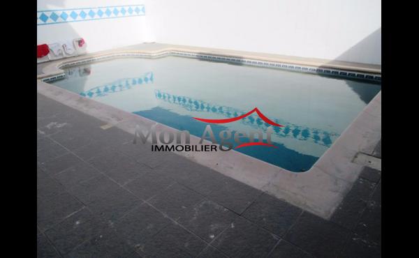 Villa piscine à louer Almadies Dakar