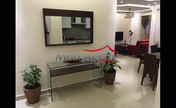 Location d'un appartement meublé Dakar aux Almadies