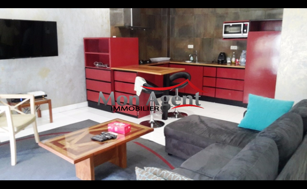 Location d'un studio meublé à Mermoz Dakar