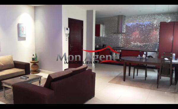 Studio meublé en location à Dakar Mermoz