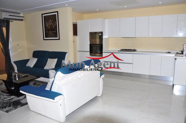Location d un appartement meublé aux almadies dakar agence