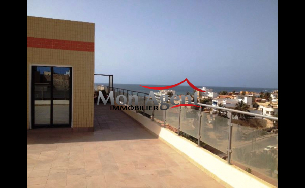 Appartement standing à louer Dakar Virage