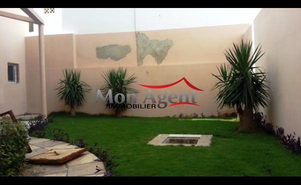 Location d'une villa à Mermoz Dakar