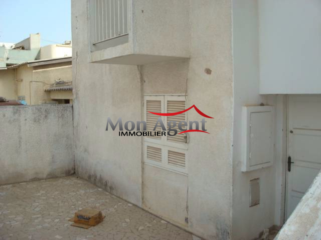 Villa vendre hlm dakar mon agent immobilier dakar for Agence immobiliere dakar