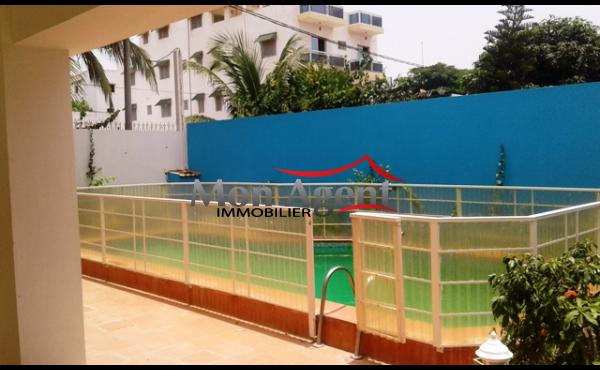 Location d'une villa aux Almadies Dakar