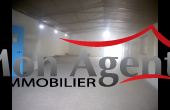 HL028, Hangar+terre plein à louer Dakar Hann Bel Air