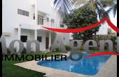 VV021, Maison avec piscine à vendre Dakar Almadies