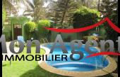 VV025, Maison piscine à vendre aux Almadies Dakar