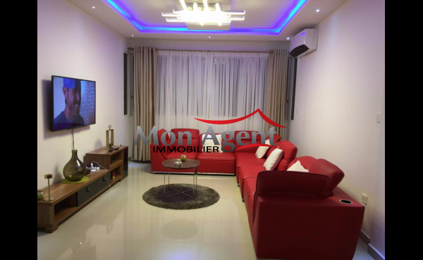 Appartement meublé en location Dakar Virage