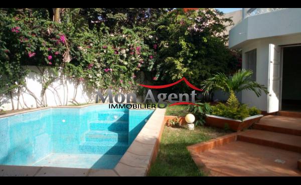Villa à louer Ngor à Dakar