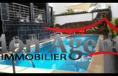 VL253,  A louer villa meublée piscine SIPRES Mermoz Dakar