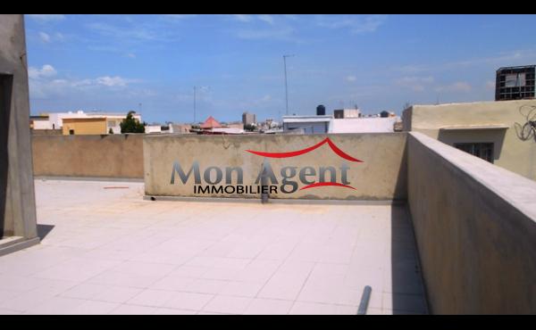 Maison en vente dakar mermoz agence immobili re au s n gal for Acheter une maison au senegal dakar