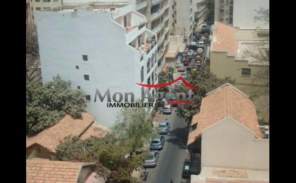 Appartement à louer Plateau Dakar