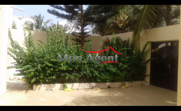 Villa en location Dakar Almadies