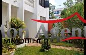 VL226, Une villa avec piscine à louer à Dakar Ngor
