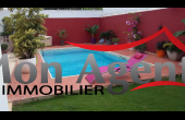 VL224, Villa avec piscine à louer Almadies à Dakar